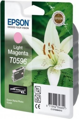 Epson Lily Cartuccia Magenta chiaro cod. C13T05964020