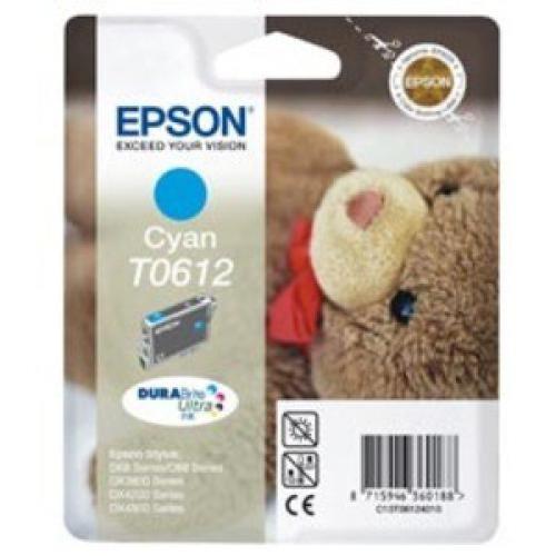 Epson Teddybear Cartuccia Ciano cod. C13T06124020