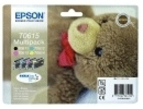 Epson Multipack 4 colori cod. C13T06154010