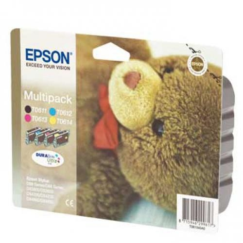 Epson Multipack t061 cod. C13T06154020
