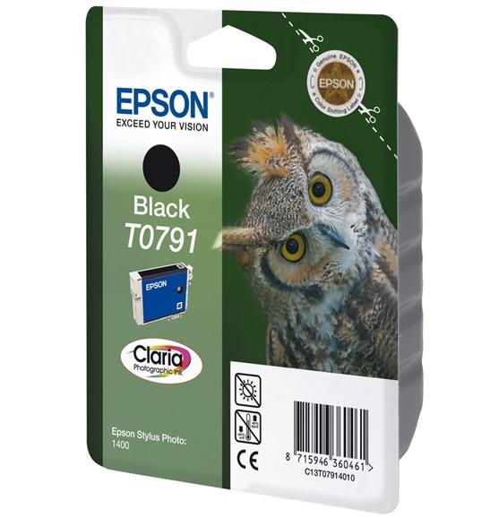 Epson Owl Cartuccia Nero cod. C13T07914010