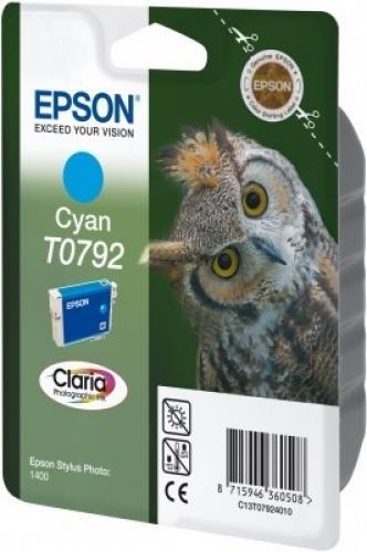 Epson Owl Cartuccia Ciano cod. C13T07924020