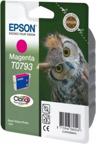 Epson Claria Ink Cartridge Magenta T0793 - C13T07934020