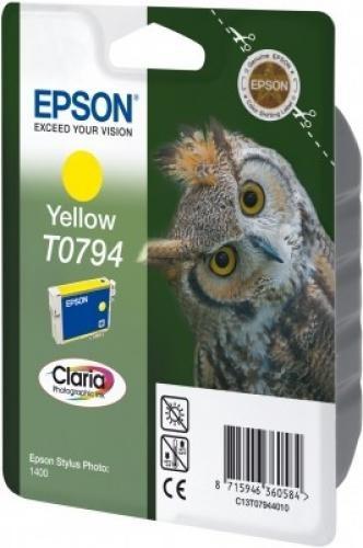 Epson Owl Cartuccia Giallo cod. C13T07944020