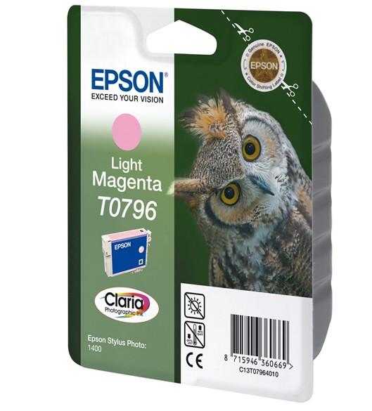 Epson Owl Cartuccia Magenta chiaro cod. C13T07964010
