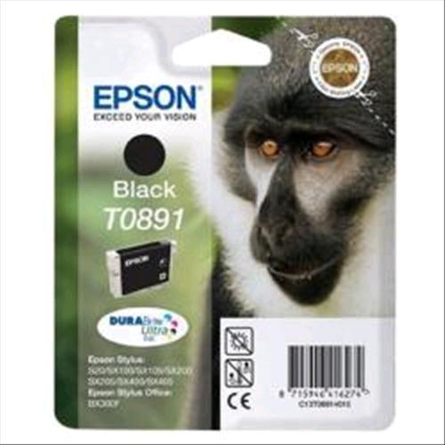 Epson Monkey Cartuccia Nero cod. C13T08914011