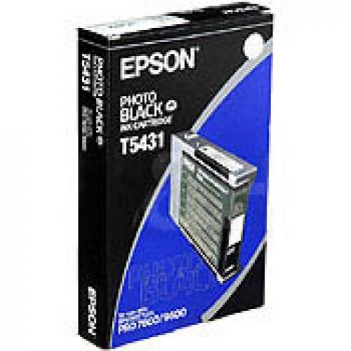 Epson Ink Cart black 110ml f Stylus Pro 7600 - C13T543100