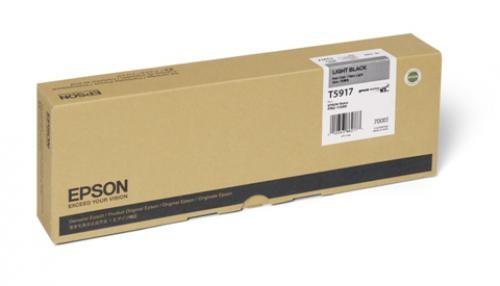 Epson Ink Cart Light Black, 700ml, for Stylus Pro 11880 - C13T591700