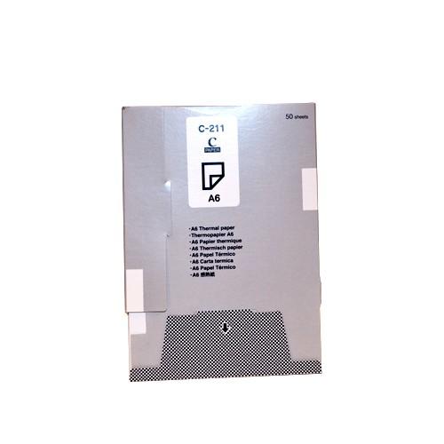 Brother C211S carta termica A6 cod. C211S