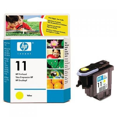 HP 11 Yellow Printhead - C4813A