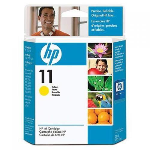 HP 11 Original Giallo 1 pezzo(i) cod. C4838A
