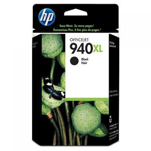 HP 940XL Black Officejet Ink Cartridge - C4906AE
