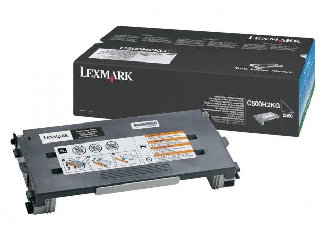 Lexmark 0C500H2KG - C500H2KG