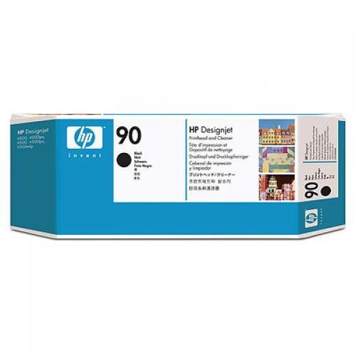 HP Testina di stampa e dispositivi di pulizia testina nero DesignJet 90 cod. C5054A