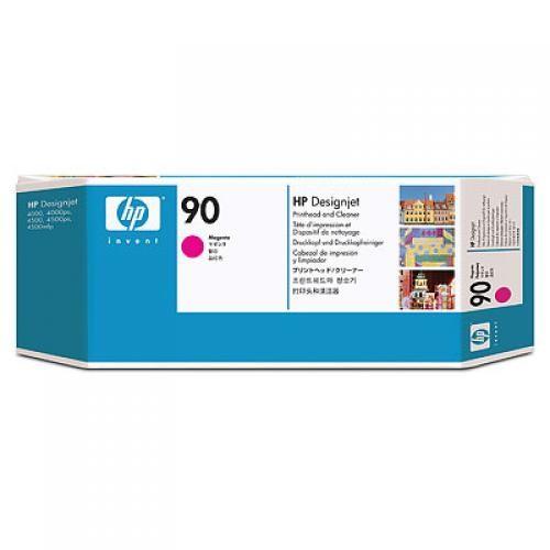 HP Testina di stampa e dispositivi di pulizia magenta DesignJet 90 cod. C5056A
