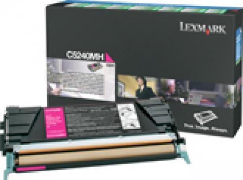 Lexmark C5240MH cartuccia toner Original Magenta 1 pezzo(i) cod. C5240MH