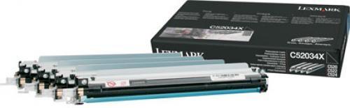 Lexmark Kit 4 unità fotoconduttore per C53x - 20k pagine x 4 cod. C53034X