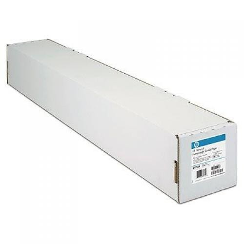 HP Heavyweight Coated Paper-610 mm x 30.5 m (24 in x 100 ft) - C6029C