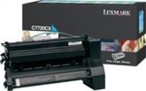 Lexmark C7720CX TONER CIANO C772        15K - C7720CX