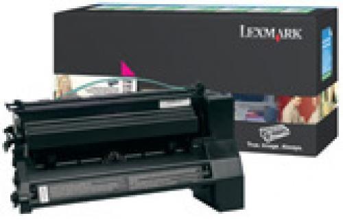 Lexmark C780A1MG cartuccia toner Original Magenta 1 pezzo(i) cod. C780A1MG