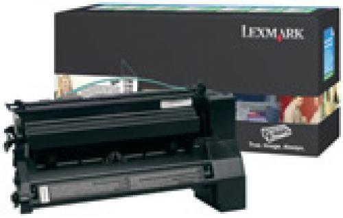 Lexmark C780H1KG cartuccia toner Original Nero 1 pezzo(i) cod. C780H1KG