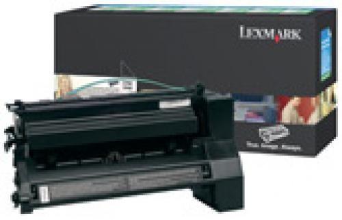 Lexmark C782X1KG cartuccia toner Original Nero 1 pezzo(i) cod. C782X1KG