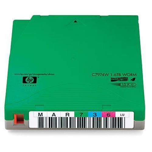 Hewlett Packard Enterprise LTO4 Ultrium 800GB LTO cod. C7974WL