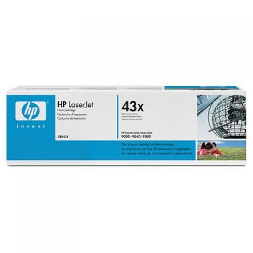 HP LaserJet C8543X Black Print Cartridge - C8543X