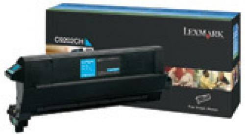 Lexmark Cyan Toner Cartridge for C920 - C9202CH