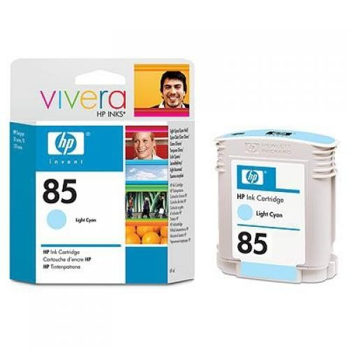 HP 85 69-ml Light Cyan Ink Cartridge - C9428A