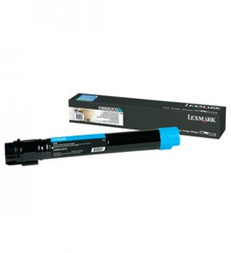 Lexmark C950X2CG cartuccia toner Original Ciano 1 pezzo(i) cod. C950X2CG