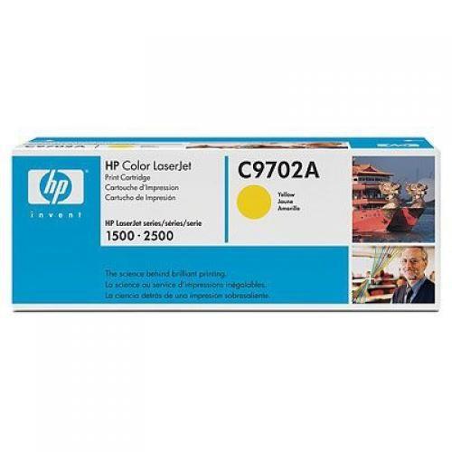 HP Color LaserJet C9702A Yellow Print Cartridge - C9702A