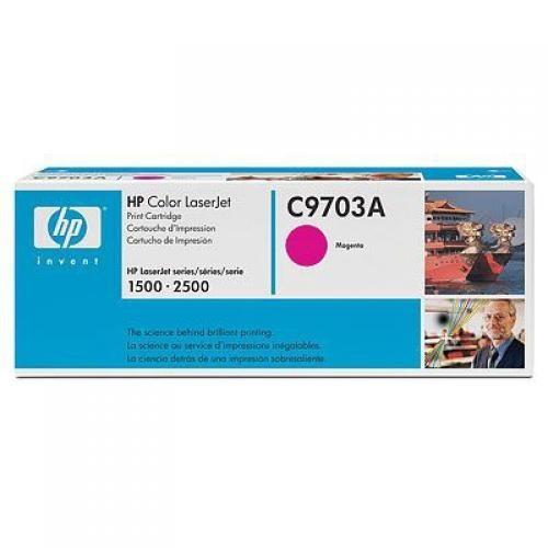 HP Color LaserJet C9703A Magenta Print Cartridge - C9703A