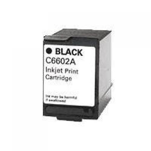 Fujitsu C6602A Black Ink Cartridge - CA00050-0262