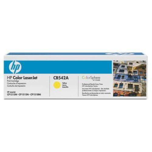 HP 125A Original Giallo 1 pezzo(i) cod. CB542A
