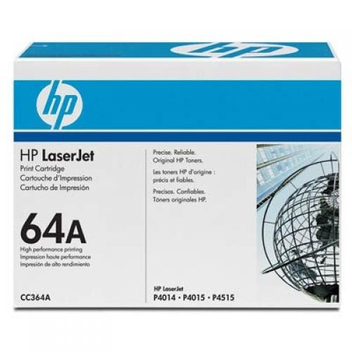 HP 64A Original Nero 1 pezzo(i) cod. CC364A