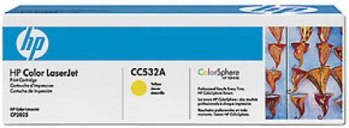 HP 304A Original Giallo 1 pezzo(i) cod. CC532A