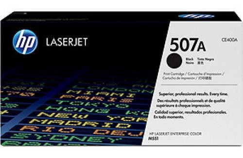 HP 507A Original Nero 1 pezzo(i) cod. CE400A
