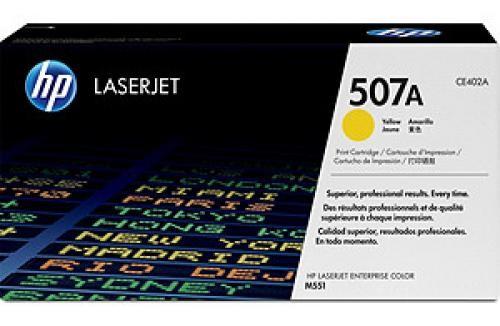 HP 507A Original Giallo 1 pezzo(i) cod. CE402A