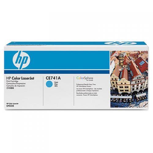 HP Color LaserJet CE741A - CE741A