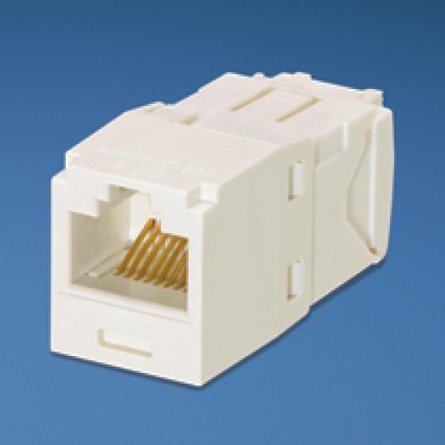 Panduit Copper Jack Module White RJ45 Bianco cod. CJ688TGIW