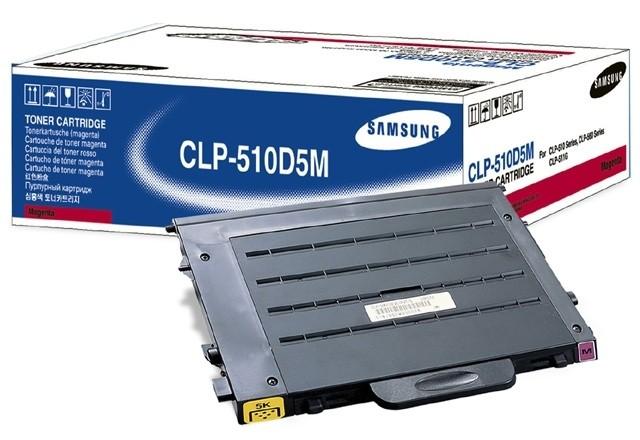 Samsung CLP-510D5M - CLP-510D5M/ELS