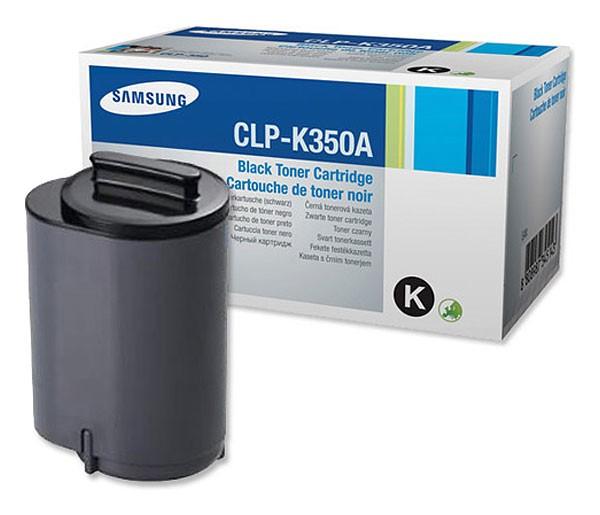 Samsung CLP-K350A cartuccia toner Original Nero 1 pezzo(i) cod. CLP-K350A