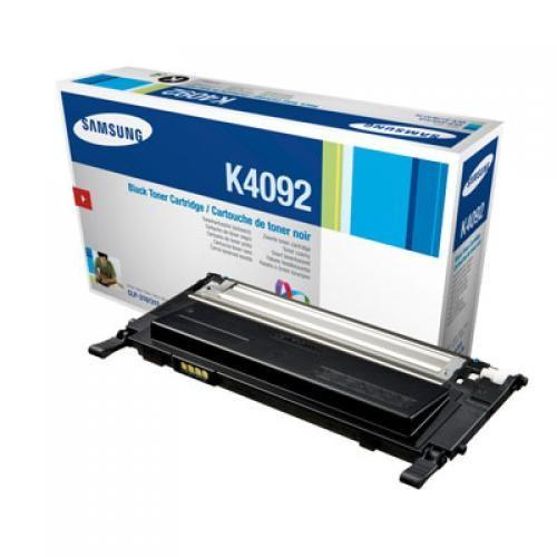 Samsung CLT-K4092S cartuccia toner Original Nero 1 pezzo(i) cod. CLT-K4092S