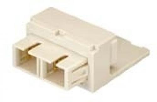 Panduit FO modul SC adapter MM White Bianco cod. CMDEISCAW