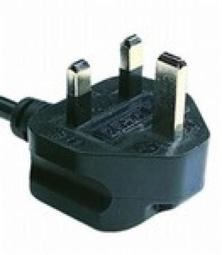 Cisco CP-PWR-CORD-UK= cavo di alimentazione Nero Accoppiatore C13 cod. CP-PWR-CORD-UK=