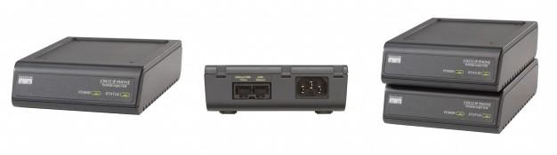 Cisco IP Phone Power Injector For 7900 Series Phones unità di distribuzione dell'energia (PDU) Nero cod. CP-PWR-INJ=