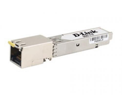 D-Link DGS-712 Transceiver convertitore multimediale di rete 1000 Mbit/s cod. DGS-712