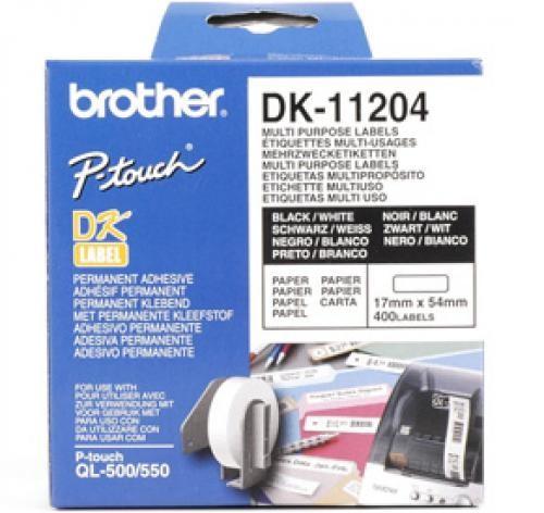 Brother Etichette multiuso cod. DK-11204