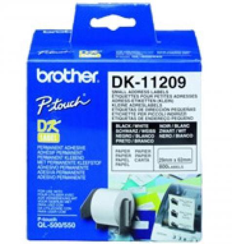 Brother Etichette per indirizzi grandi cod. DK-11209